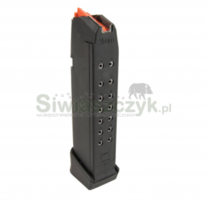 Magazynek GLOCK 17 (17+2nb) ORANGE (2354)