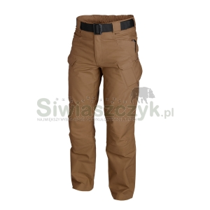 Spodnie HELIKON- TEX UTP PolyCotton Ripstop Mud Brown