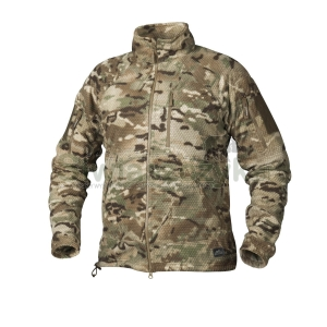 Bluza HELIKON- TEX Alpha Tactical Grid Fleece Camogrom