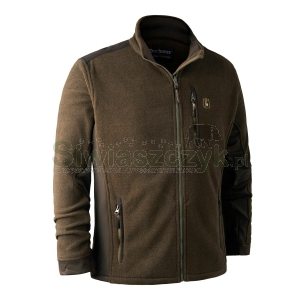 Bluza Deerhunter Muflon Zip in fleece
