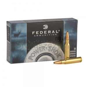 Amunicja FEDERAL 243Win PowerShock 5,2g(80gr)