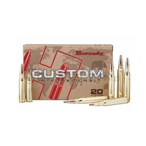 Amunicja HORNADY 243Win SP International 6,48g (100gr)(80401)