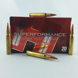 Amunicja HORNADY Superformance 338Win.Mag. GMX 12g(185gr)(82226)