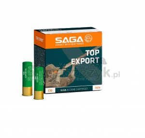"Naboje SAGA Top Export 12/70 ,,3"" 34g"