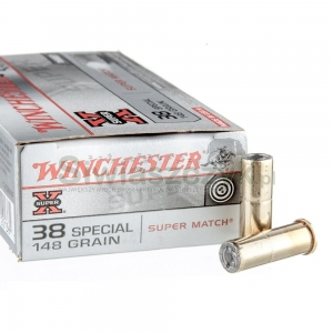 Amunicja WINCHESTER 38 Special WC 9,6g(148gr)