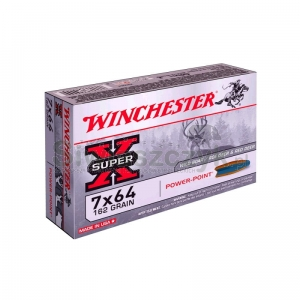 Amunicja WINCHESTER 7x64 Power-Point 10,5g(162gr)