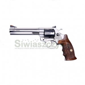 Rewolwer ALFA Stainless 3561 6'' kal.357Mag/38Spec