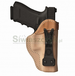 Kabura VEGA UC106 Natural Leather - Glock 17/22/31/37
