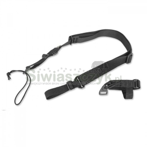 Pas do broni Cetacea Tactical Economy Three Point Sling (TA-E3PS-BLK)