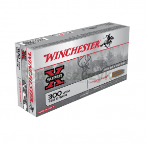 Amunicja WINCHESTER 300WSM Power Point 11,7g(180gr)